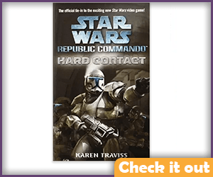 Republic Commando: Hard Contract, Book 1.