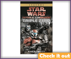 Republic Commando: Triple Zero, Book 2.