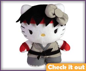 Ryu Hello Kitty.