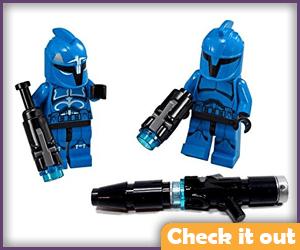 Senate Commando Lego Set.