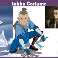 Sokka Costume - A DIY Guide