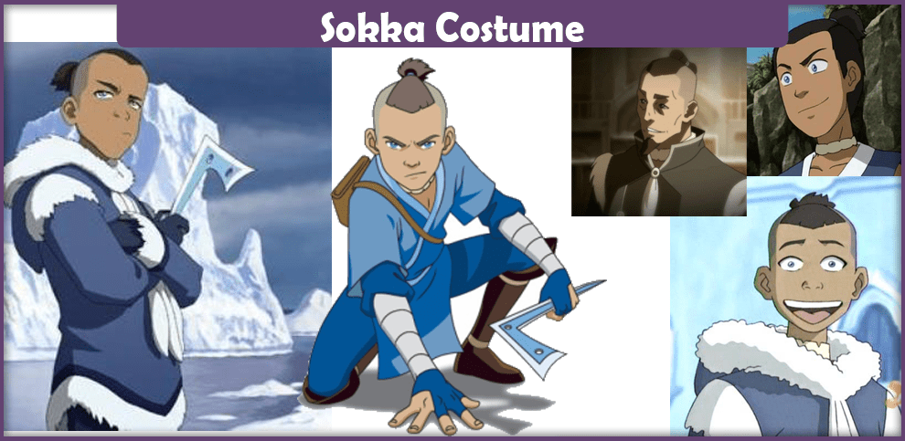 Sokka Costume – A DIY Guide