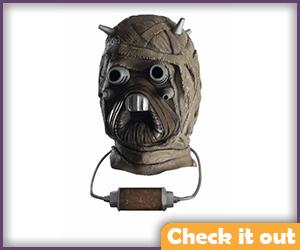 Tusken Raider Costume Adult Male Mask.