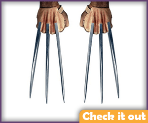 Wolverine Adult Costume Claws.