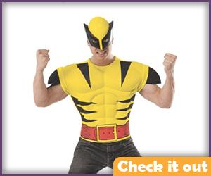 Wolverine Muscle Shirt Set.