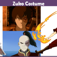 Zuko Costume - A DIY Guide