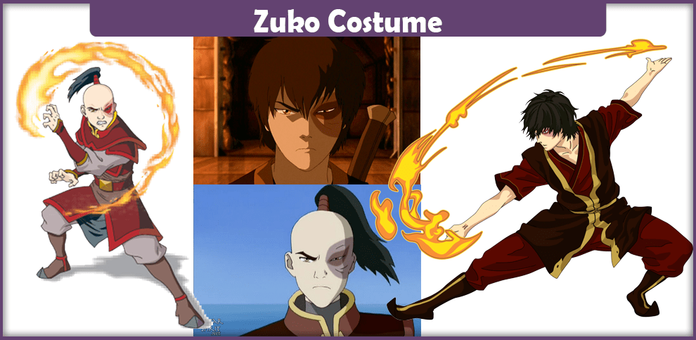 Zuko Costume – A DIY Guide