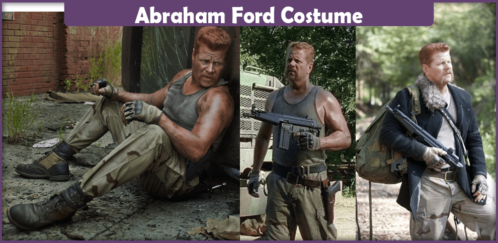 Abraham Ford Costume
