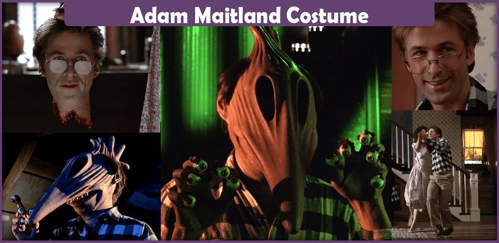 Adam Maitland Costume – A DIY Guide