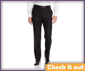 Black Suit Pants.