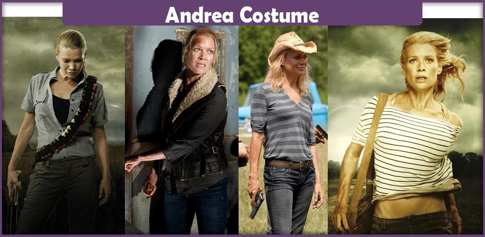 Andrea Costume – A DIY Guide