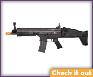 Prop Scar Rifle.