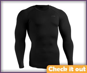 Black Compression Shirt.