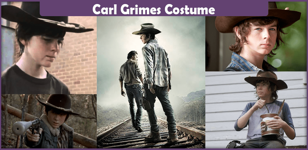 Carl Grimes Costume - A DIY Guide