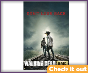 Don't Look Back Poster.