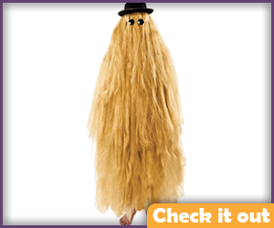 Cousin Itt Costume Set.
