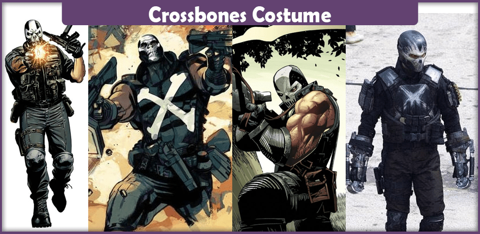 Crossbones Costume