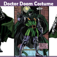 Doctor Doom Costume - A DIY Guide