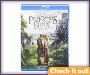 The Princess Bride Blu-Ray.
