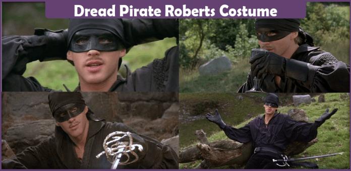 Dread Pirate Roberts Costume