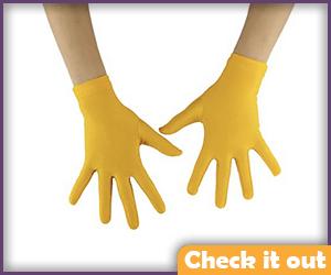 Yellow Gloves.