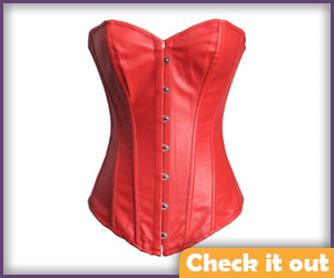 Red Corset.