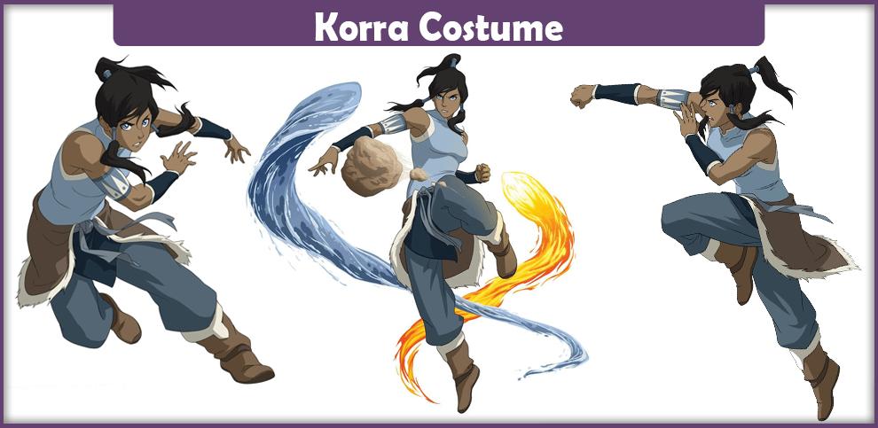 Korra Costume – A DIY Guide