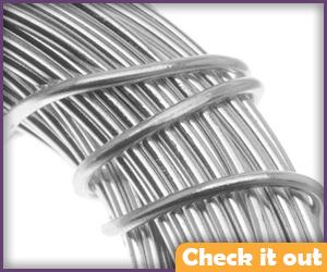 Aluminum Craft Wire.