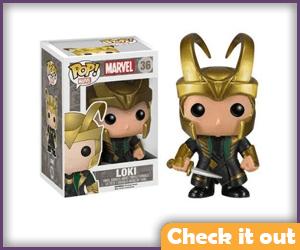 Loki Thor Funko.