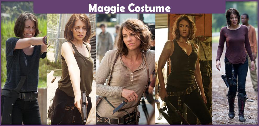Maggie Green Costume