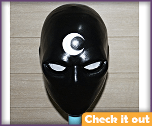 Moon Knight Costume Helmet.