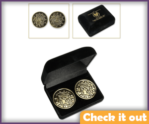 Capitol Coin Set.