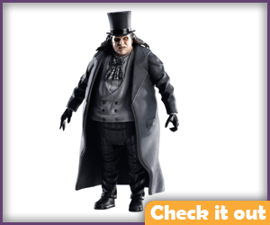 Batman Returns Penguin Figure.
