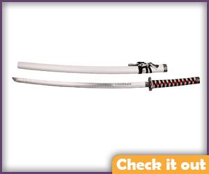 Single Samurai Sword.