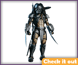 Hot Toys Predator Figure.
