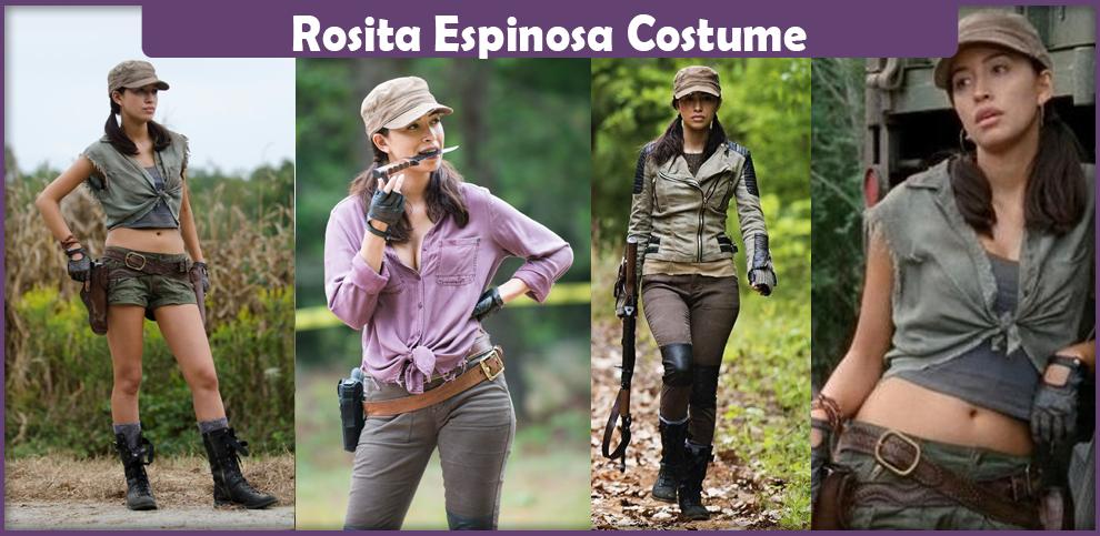 Rosita Espinosa Costume