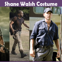 Shane Walsh Costume - A DIY Guide