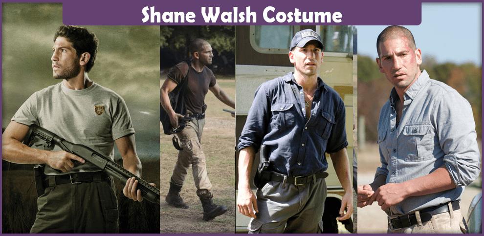 Shane Walsh Costume