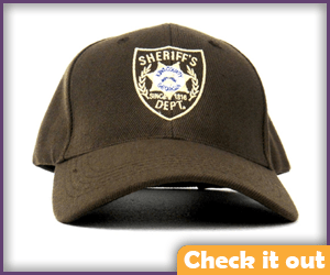 King County Georgia Sheriff's Dept. Hat.