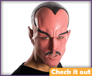 Sinestro Costume Make-up Kit.