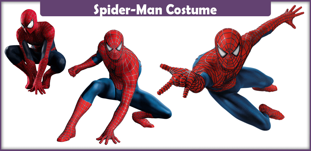 Spider-Man Costume – A DIY Guide