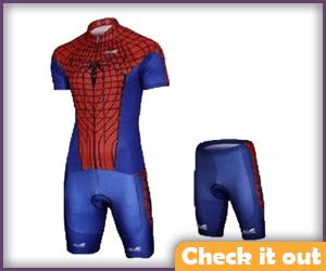 Spider-man Bike Suit.
