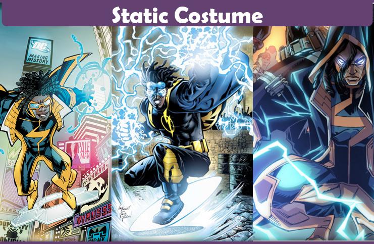 Static Costume