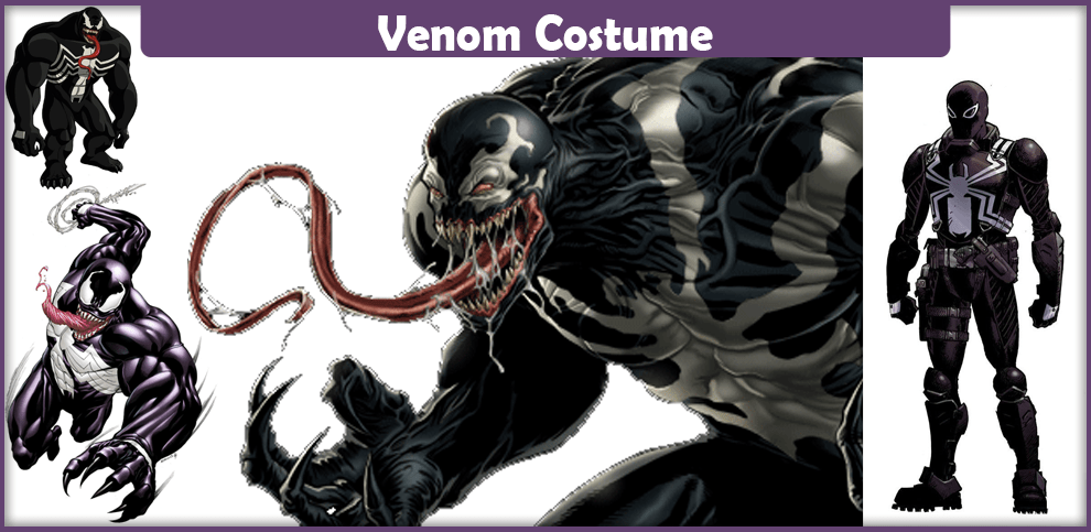 Venom Costume – A DIY Guide