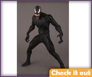 Venom Sideshow Figure.