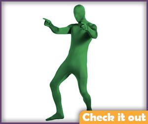 Green Bodysuit.