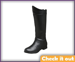 Pointed Costume Boots.