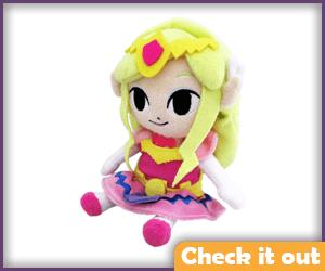 Zelda Plush.