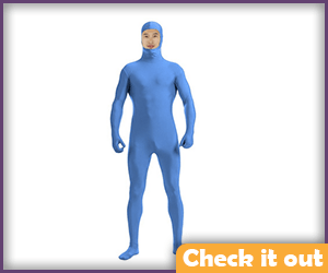 Royal Blue Bodysuit.