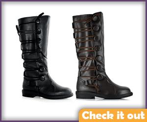 Aragorn Boots Options.